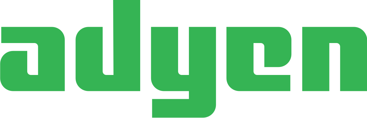 referenties Adyen logo